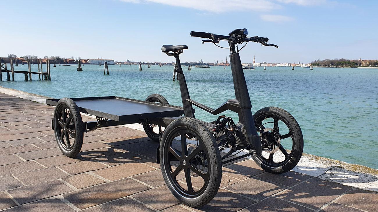 cargo bike SUM Venice