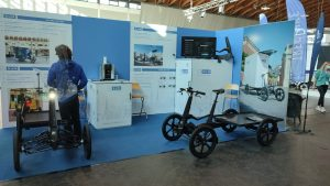 SUM stand at Eurobike